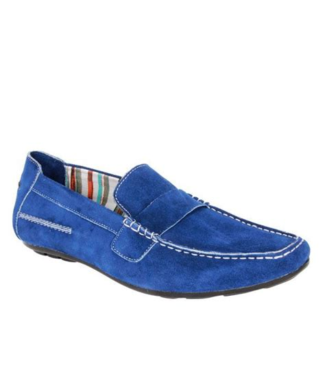 royal blue loafers for manwood trendy royal blue loafers for buy loafers