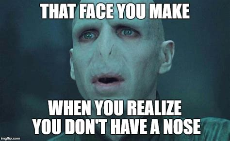 Nose Meme - for the record i have never made this face imgflip