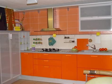 orange kitchen design orange kitchen ideas quicua com