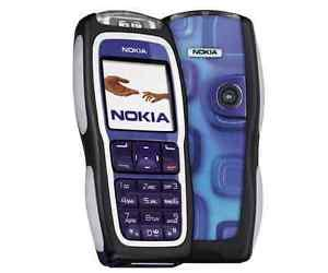 new nokia 3220 black blue unlocked mobile phone with