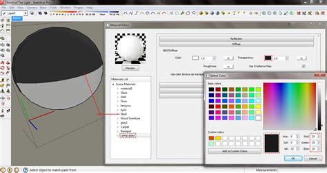 vray sketchup l shade tutorial tutorial vray sketchup settingan interior dengan