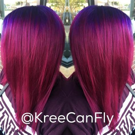 mens magenda colored hair 20 unboring styles with magenta hair color