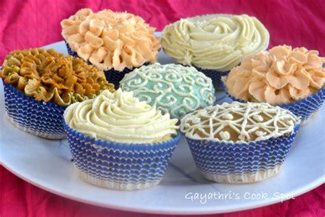 decorating cupcakes decorating cupcakes 1 gayathri s cook spot