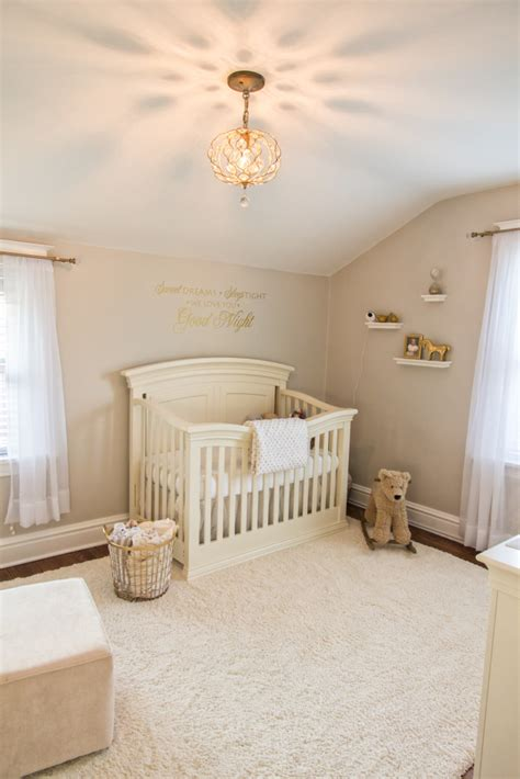 soft neutral nursery neutral nurseries nursery and gold