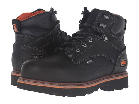 s timberland pro ascender 6 quot alloy toe waterproof