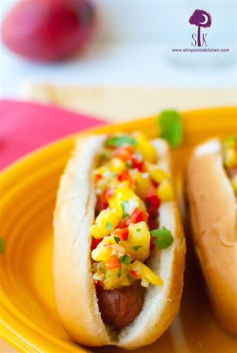 is pineapple for dogs tropical sausage dogs w pineapple relish recipe