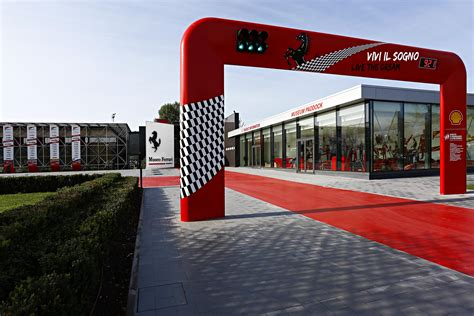 Museum Ferrari Maranello by Ein Virtueller Besuch In Den Ferrari Museen Ferrari