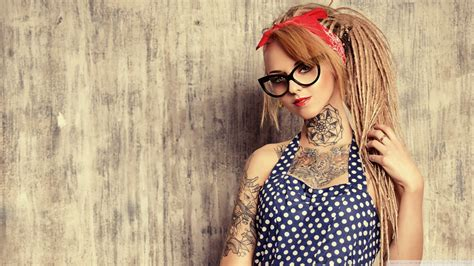 tattoo girl wallpaper free download tattoo girl wallpaper collection for free download