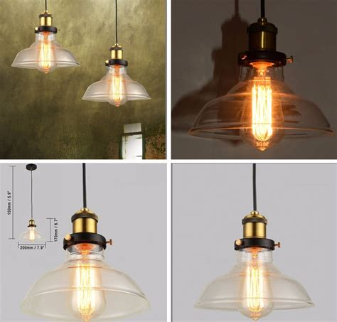 Diy Bulb Chandelier Industrial Edison Bulb Single Pendant Light Diy Chandelier L Ceiling Fixture Ebay