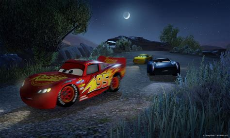 cars 3 driven to win announced for switch and wii u