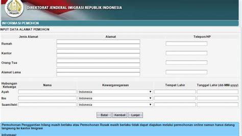 syarat buat paspor baru malaysia syarat biaya dan cara pembuatan paspor baru di tahun 2018