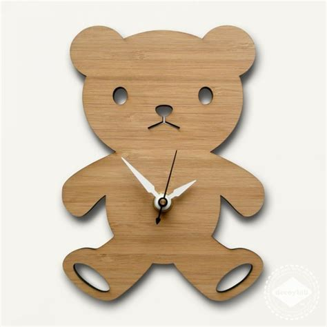 wood clock designs pdf diy wooden clock ww2 field desk plans