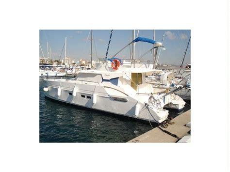 catamaran for sale barcelona maryland 37 in barcelona power catamarans used 67687