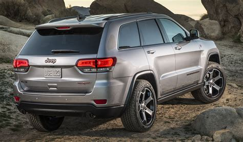 2016 jeep grand cherokee trailhawk no rock is too sharp for the jeep grand cherokee trailhawk