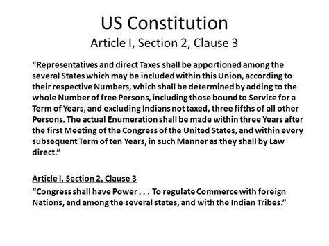 article 1 section 9 clause 3 u s constitution creating a constitution video annenberg