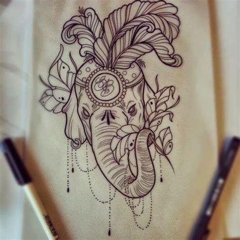 elephant tattoo designs tumblr fil d 214 vmeleri elephant tattoos studio kırmızı tattoo