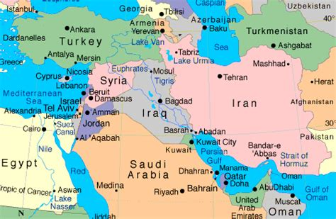 map of syria and surrounding countries political map of turkey and surrounding countries