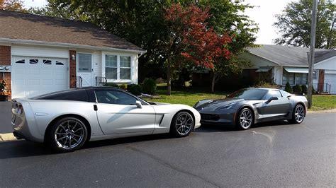 corvette forum c6 c6 vs c7 corvetteforum chevrolet corvette forum discussion