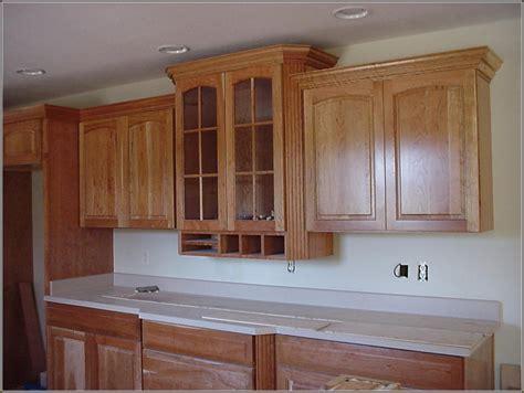 crown molding for kitchen cabinet tops top 10 kitchen cabinets molding ideas of 2017 interior