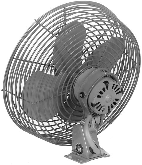 small wall mount fan qmark n 12 wall and bench mount air circulator fans