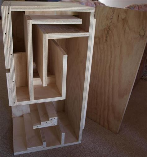 Designing Speaker Cabinets by Fostex Fe206en Back Loaded Horn Loudspeakers Hacked