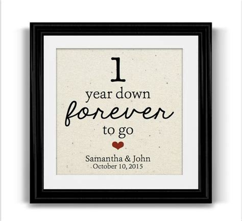 1 Year Anniversary Gifts For Him - the 25 best anniversary quotes ideas on