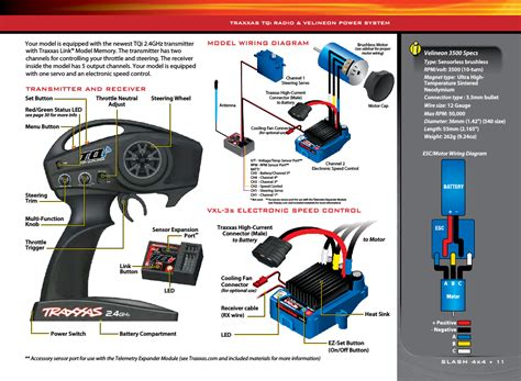 Traxxas tqi receiver wiring diagram 35 wiring diagram images wiring diagrams arjmand co