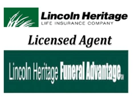 lincoln heritage logo darbybusiness darby pa insurance services 19023