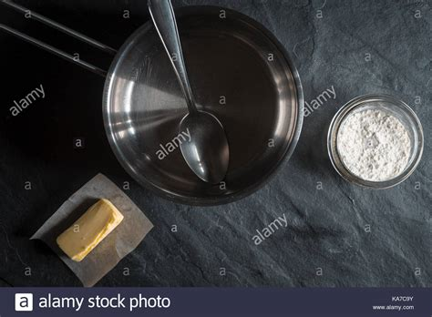 Ablutions Spa Butter by Ladle Stock Photos Ladle Stock Images Alamy