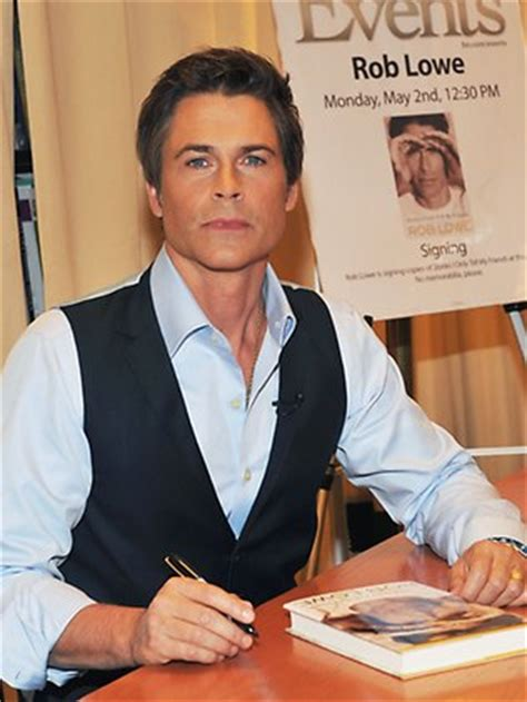 hollywood actor rob lowe said sex tape was greatest thing