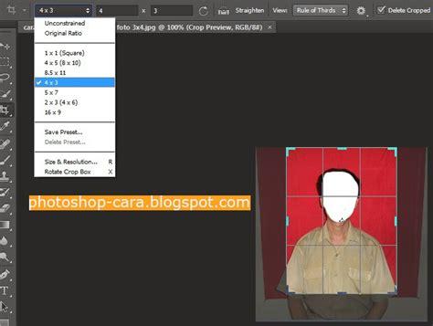 cara mudah membuat pas foto menggunakan photoscape cara membuat foto 3x4 gambar lengkap tips photoshop