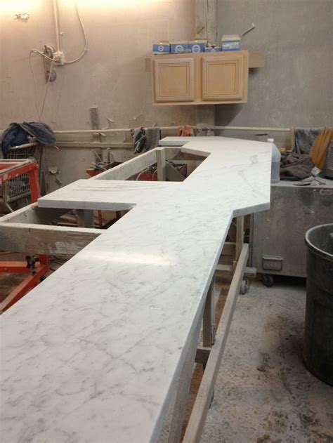 Carrara Quartz Countertop by Pental Quartz Carrara Search Kitchens