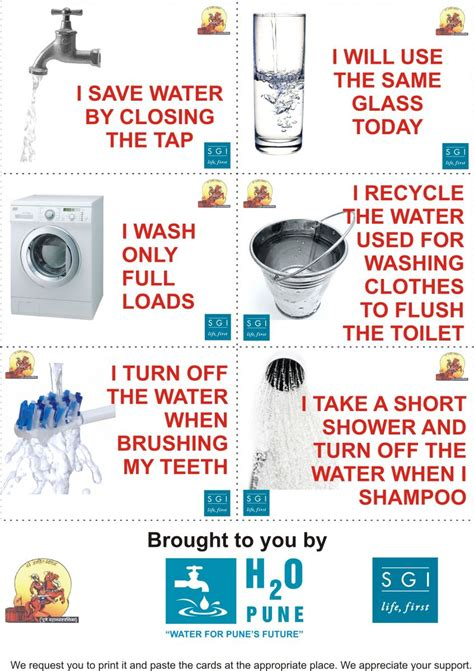 How To Save Up For A House by Posters On Save Water With Slogans In Images
