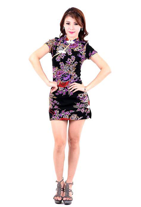 Dress Shanghai shanghai qipao mini dress asian dresses