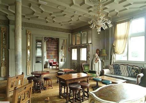 georgian interior design ceiling kensal green pub dream home pinterest