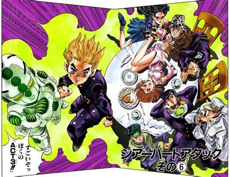 jojo s adventure part 4 anime amino
