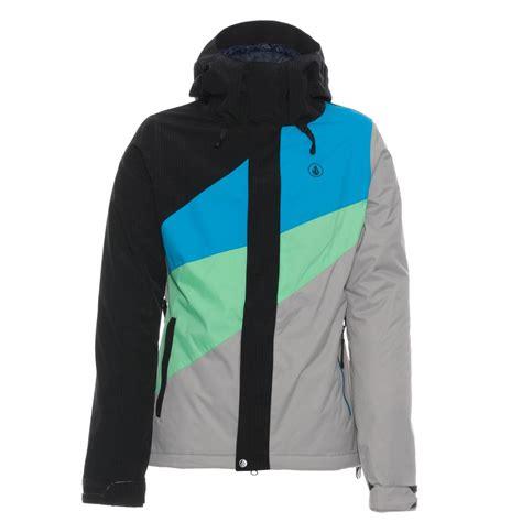 snowboard jackets womens sale volcom slogan insulated snowboard jacket women s peter