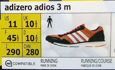 adidas shoe size adidas shoe size chart solereview