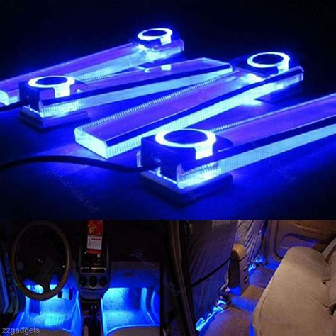 Interior Floor Lights Car by Led Interior Lights For Cars Newsonair Org