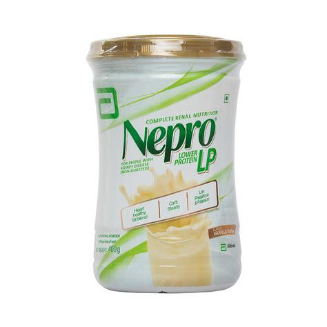 supplement powder nepro lp 400gm powder