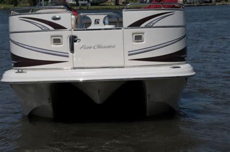 how to fiberglass a boat deck fun chaser fiberglass toons a revolution in pontoon