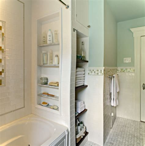 small storage units for bathrooms simple small bathroom with built in storage unit and white