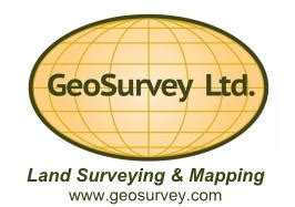 geosurvey ltd land surveying and mapping les fenêtres 10