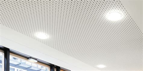 Faux Plafond Acoustique Placo by Plafond Acoustique Non D 233 Montable Knauf Delta Linear