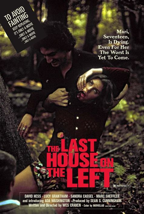 movies like the last house on the left the last house on the left 1972 video nasties pinterest
