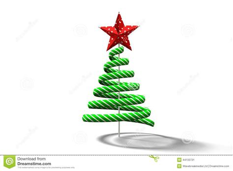 green spiral christmas tree green tree spiral design stock illustration illustration of graphic abstract 44133731