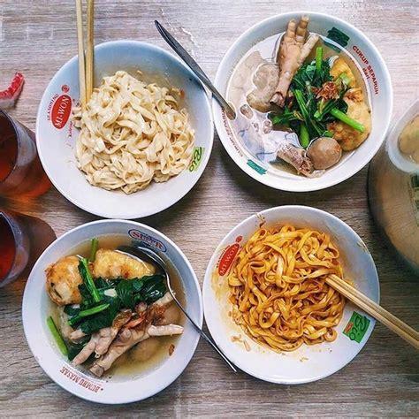 makanan tersembunyi  bandung  dijamin rasanya maknyus