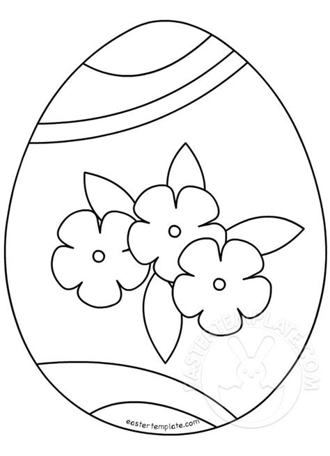 easter eggs template archivi easter template
