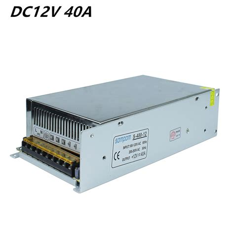 Lu Led Ac Dc dimmable led driver switch power supply supply ac 110v