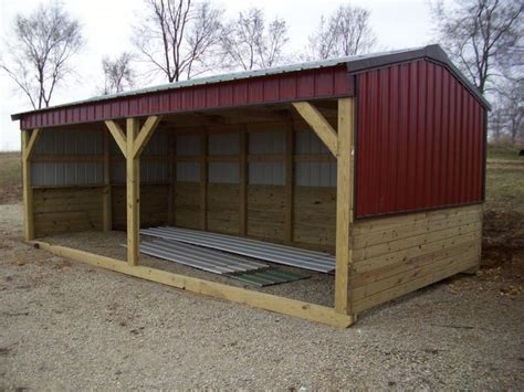 Cattle Sheds For Sale by The Cottage Works And Livestock Shelters Sheep